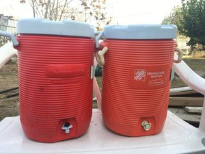 Large water Containers for Sale in Modesto, CA