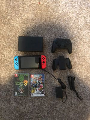 Nintendo switch for Sale in Humphreys, MO