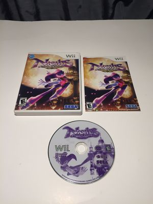 Nights: Journey of Dreams for the Nintendo Wii/ Wii U Compatible for Sale in Concord, CA