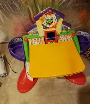 Fisher price piano desk for Sale in Fulton, MD