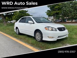 2006 Toyota Corolla for Sale in Hollywood, FL