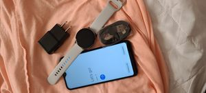 Galaxy a 10e and Samsung watch 40mm like new condition. for Sale in Pompano Beach, FL