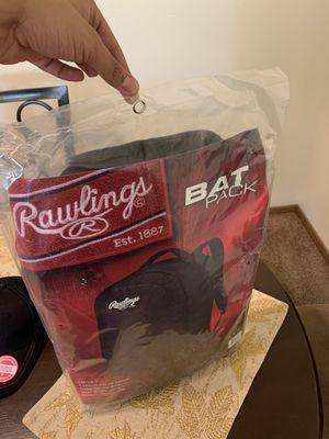 RAWLINGS BASEBALL BAT PACK for Sale in Salt Lake City, UT