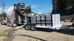 Pumping concrete for Sale in Downey, CA