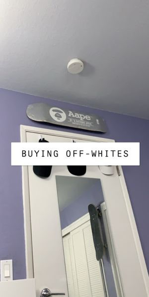 BUYING OFF WHITES OR JORDANS SELL ME STEALS for Sale in Fremont, CA