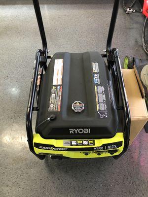 RYOBI GENERATOR! for Sale in Romeoville, IL