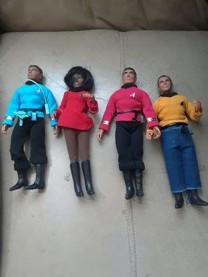 Original 1974 Star Trek action figures for Sale in ELEVEN MILE, AZ