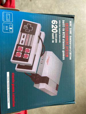 Mini retro game console with 620 classic games arcade 👾 for Sale in Hallandale Beach, FL