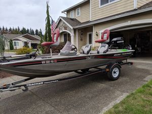 2006 Bass Tracker Pro Team 170TX for Sale in Snohomish, WA
