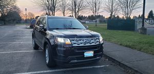 2019 Ford Explorer XLT, basically brand new, low miles, clean title for Sale in Vancouver, WA