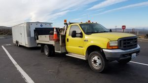 Ford F450 work truck w/Tommy lifts & Fueling for Sale in Bothell, WA