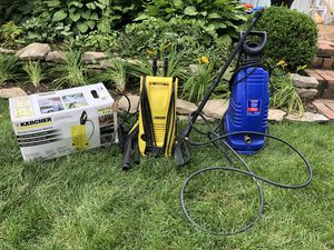 Electric pressure washers for Sale in Columbus, OH