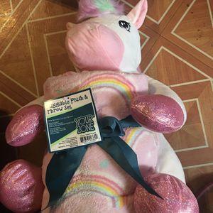 Teddy Bear With Blanket Gift Set for Sale in Philadelphia, PA