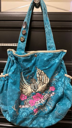 Blue tote bag for Sale in Houston, TX