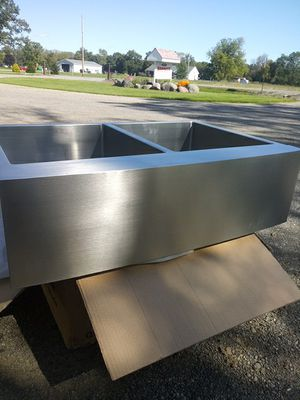 Stainless steel kitchen sinks for Sale in Pleasant Lake, MI