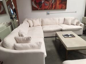 100% STAIN RESISTANT CLOUD Modular Sectional Sofa Couch (Reg $6,000) - $3,000 for Sale in Los Angeles, CA