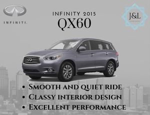 2015 Infiniti Qx60 for Sale in Dallas, TX
