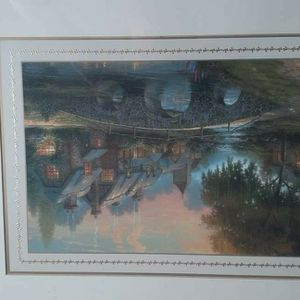 Thomas Kinkade Picture for Sale in Brooksville, FL