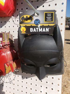 Kids Super Hero Masks. Batman for Sale in Prescott Valley, AZ