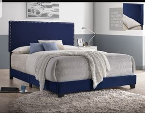 BRAND NEW TWIN FULL QUEEN KING SIZE BED FRAME ADD MATTRESS AND NEW FURNITURE for Sale in Pomona, CA