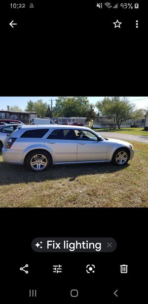 2005 Dodge Magnum sxt rear wheel drive 3.5 parts or complete car clean title in hand for Sale in Ross, OH