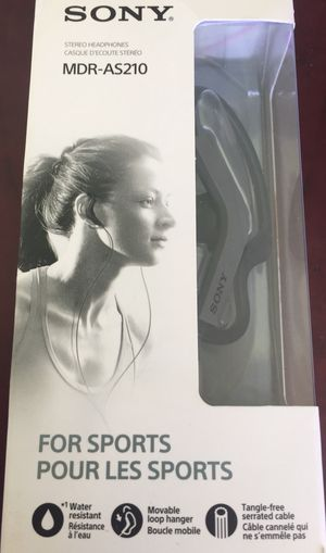 Sony Sports Headphones for Sale in Modesto, CA