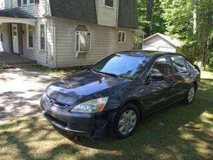 Honda Accord 2003 One owner for Sale in Waterbury, CT