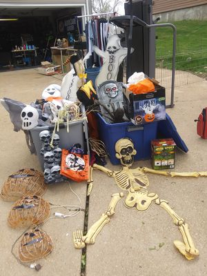 Halloween decorations for Sale in Imperial, MO