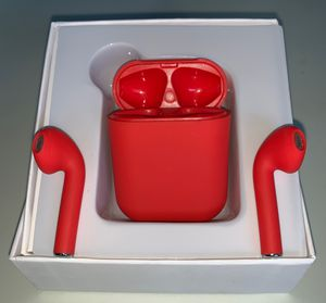 EarPods i12 Mini RED for Sale in Norco, CA