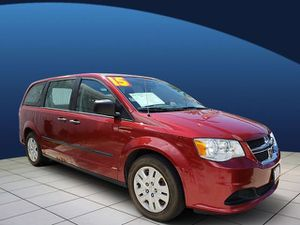 2015 Dodge Grand Caravan for Sale in Hawthorne, CA