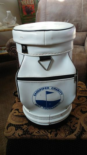 Sandpiper Golf Tourament Cooler Vinyl Shoulder Strap for Sale in Palm Springs, CA
