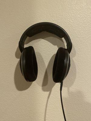 Sennheiser HD 558 Corded Headphones for Sale in Claremont, CA