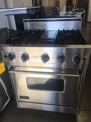 """VIKING Stainless steel 30"""" Gas Stove for Sale in Concord, CA"""