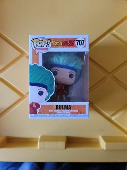 Funko Pop Dragonball Z Bulma #707 for Sale in Ontario,  CA
