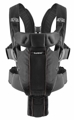 Used, Baby Bjorn Miracle Airy Mesh Baby Carrier for Sale for sale  Las Vegas, NV
