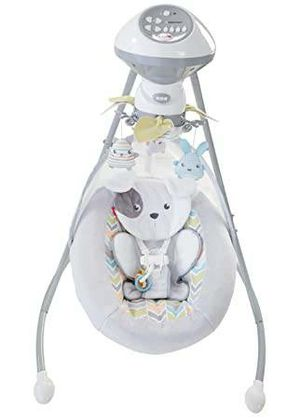 Fisher-Price Sweet Snugapuppy Dreams Cradle 'n Swing for Sale in Phoenix, AZ