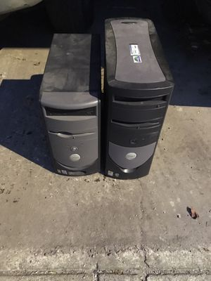 Computers and monitor for Sale in Chicago, IL