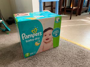 Pampers Size 2 for Sale in San Jose, CA