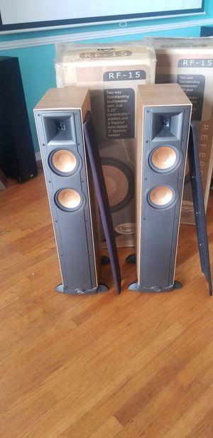 Klipsch floor speakers for Sale in Pembroke Pines, FL