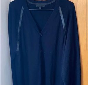 USED BR Navy Cardigan for Sale in Wauwatosa, WI