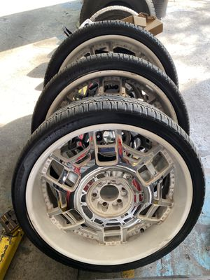 26 inch rims for sale for Sale in Ocoee, FL