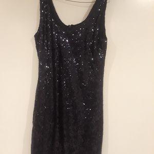 Sequin Dress Navy Blue M for Sale in Beltsville, MD