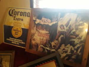 Man cave pictures 25 each for Sale in Tuscola, TX