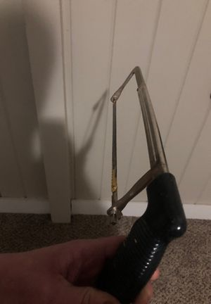"""12"""" Hack saw with replaceable blade for Sale in Fresno, CA"""