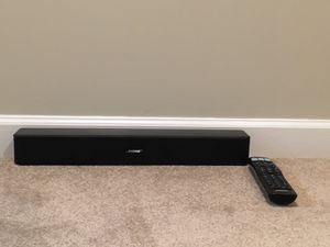 Bose Solo 5 TV Sound System for Sale in Apex, NC