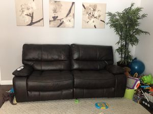 Gorgeous reclining loveseat for Sale in Lakeside, CA