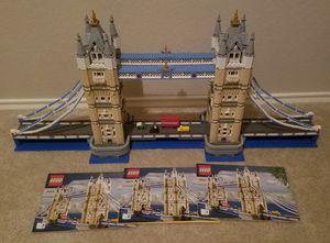 Lego London Tower Bridge 10214 for Sale in Cedar Park, TX