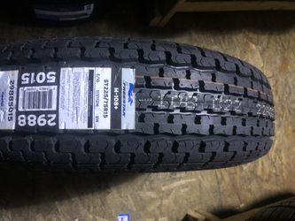 BRAND NEW ST 225 75 15 Trailer tires for only $85 each with FREE INSTALL!!! for Sale in Lakewood,  WA