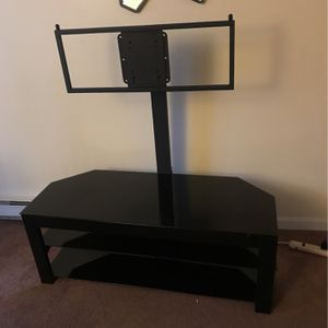 TV Stand Holds Up Too A 55 Inch for Sale in Attleboro, MA