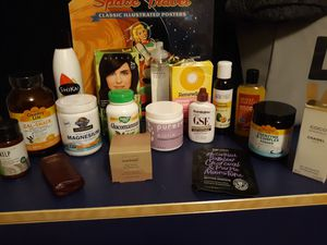 Health products, perfumes, face masks, hair supplies, ect.... for Sale in Tacoma, WA